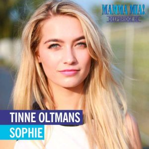 Tinne Oltmans speelt Sophie