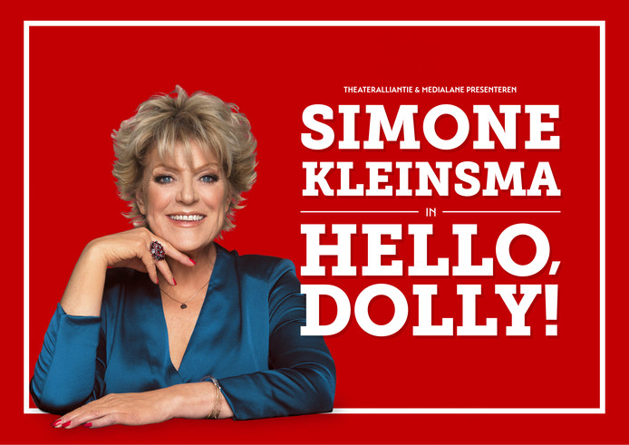Hello Dolly met Simone