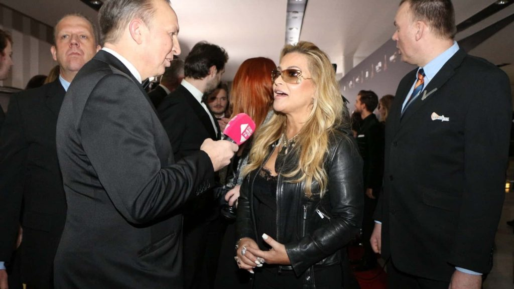 Spotlight interview met Anastacia