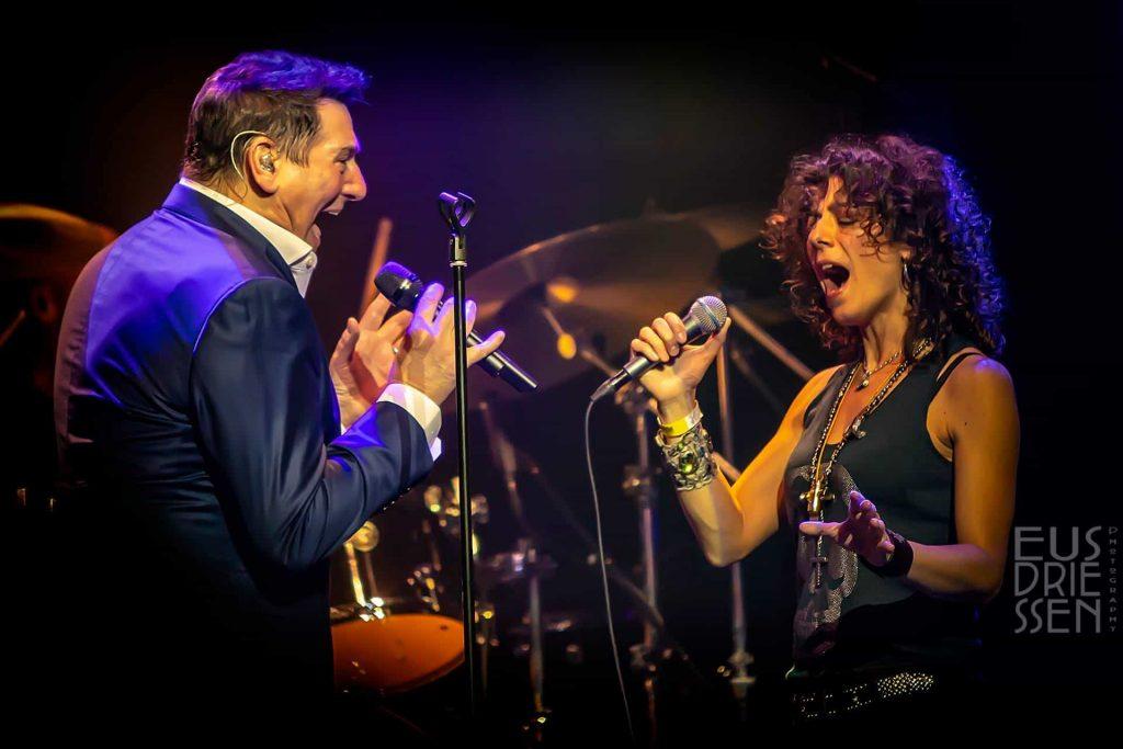 Tony Hadley & Lily Gonzalez