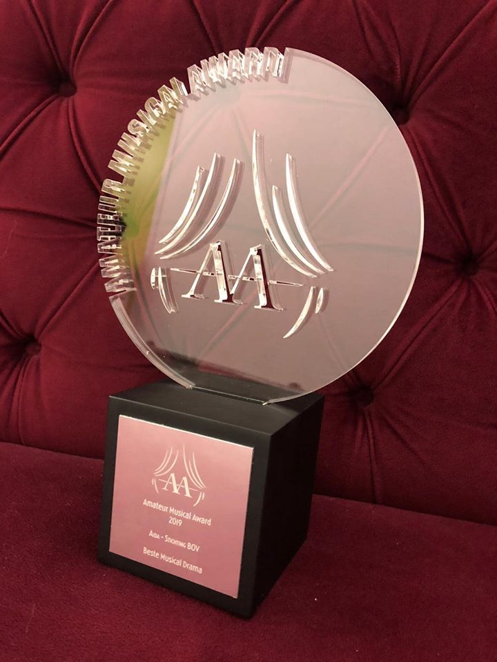 AMA Beste Musical Drama BOV